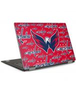 Washington Capitals Blast Dell XPS Skin