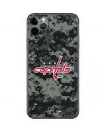 Washington Capitals Camo iPhone 11 Pro Max Skin