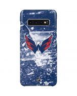 Washington Capitals Frozen Galaxy S10 Plus Lite Case