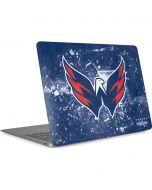 Washington Capitals Frozen Apple MacBook Air Skin