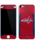 Washington Capitals Home Jersey Apple iPod Skin