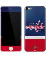Washington Capitals Jersey Apple iPod Skin