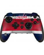Washington Capitals Jersey PlayStation Scuf Vantage 2 Controller Skin