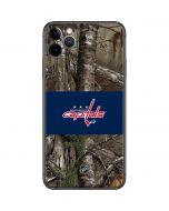 Washington Capitals Realtree Xtra Camo iPhone 11 Pro Max Skin