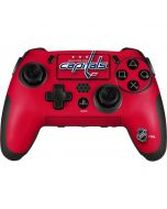 Washington Capitals Solid Background PlayStation Scuf Vantage 2 Controller Skin