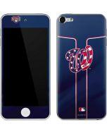 Washington Nationals Alternate Jersey Apple iPod Skin