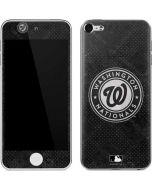 Washington Nationals Dark Wash Apple iPod Skin