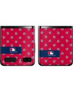 Washington Nationals Full Count Galaxy Z Flip Skin