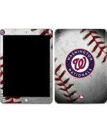 Washington Nationals Game Ball Apple iPad Skin