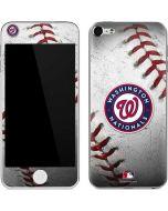 Washington Nationals Game Ball Apple iPod Skin