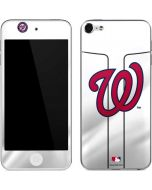 Washington Nationals Home Jersey Apple iPod Skin