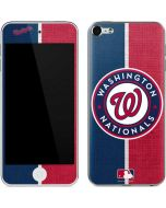 Washington Nationals Split Apple iPod Skin