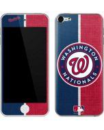 Washington Nationals Split Apple iPod Skin