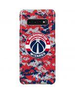 Washington Wizards Camo Digi Galaxy S10 Plus Lite Case