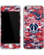 Washington Wizards Camo Digi Apple iPod Skin