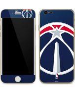 Washington Wizards Large Logo iPhone 6/6s Skin