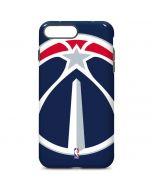 Washington Wizards Large Logo iPhone 7 Plus Pro Case