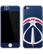 Washington Wizards Large Logo Apple iPod Skin