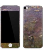Water Lilies by Claude Monet Apple iPod Skin