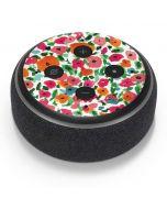 Watercolor Floral Amazon Echo Dot Skin