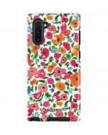 Watercolor Floral Galaxy Note 10 Pro Case