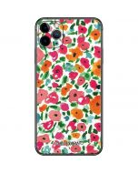 Watercolor Floral iPhone 11 Pro Max Skin