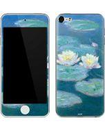 Waterlilies, Evening Apple iPod Skin