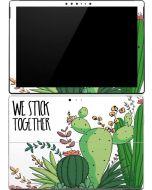 We Stick Together Surface Pro (2017) Skin