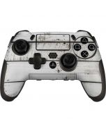 Weathered Wood PlayStation Scuf Vantage 2 Controller Skin