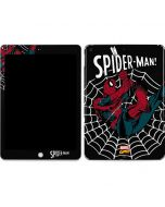 Web-Slinger Spider-Man Comic Apple iPad Skin