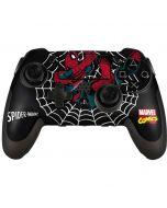 Web-Slinger Spider-Man Comic PlayStation Scuf Vantage 2 Controller Skin