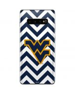 West Virginia Chevron Galaxy S10 Plus Skin