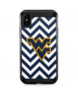 West Virginia Chevron iPhone XS Max Cargo Case