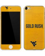 West Virginia Mountaineers Apple iPod Skin