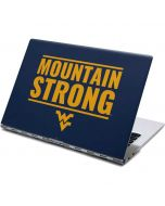 West Virginia University Yellow Yoga 910 2-in-1 14in Touch-Screen Skin
