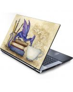 Whats in Here Coffee Dragon Generic Laptop Skin