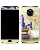 Whats in Here Coffee Dragon Moto X4 Skin