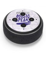 When Words Fail Music Speaks Amazon Echo Dot Skin