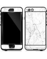 White Marble LifeProof Nuud iPhone Skin