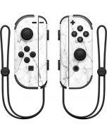 White Marble Nintendo Joy-Con (L/R) Controller Skin