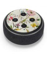 Wildflowers by William Kilburn Amazon Echo Dot Skin