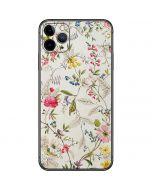 Wildflowers by William Kilburn iPhone 11 Pro Max Skin