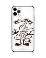 Wile E Coyote Big Head iPhone 11 Pro Max Skin