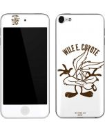 Wile E Coyote Big Head Apple iPod Skin