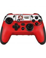 Wile E Coyote Red Stripes PlayStation Scuf Vantage 2 Controller Skin