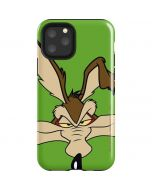 Wile E Coyote Zoomed In iPhone 11 Pro Impact Case