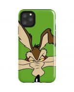 Wile E Coyote Zoomed In iPhone 11 Pro Max Impact Case