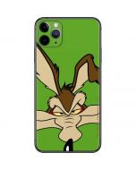 Wile E Coyote Zoomed In iPhone 11 Pro Max Skin