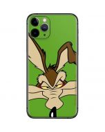 Wile E Coyote Zoomed In iPhone 11 Pro Skin