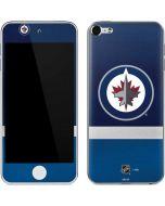 Winnipeg Jets Alternate Jersey Apple iPod Skin